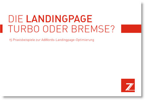 Landingpage Report Cover